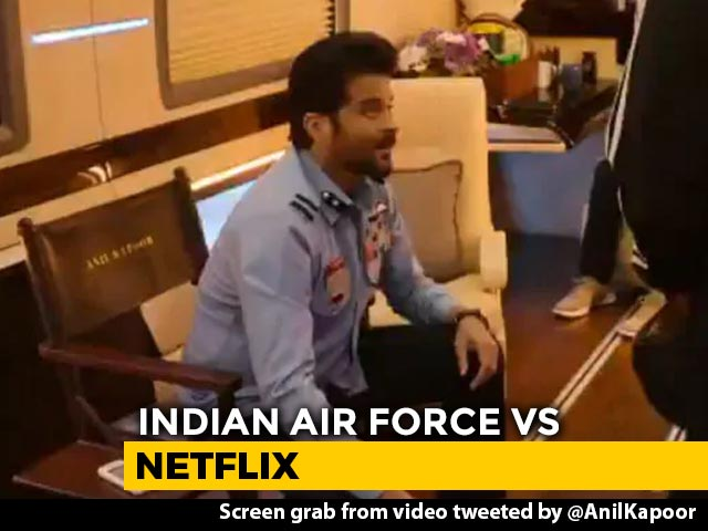 Air Force Objects To 'Uniform, Language' In Netflix's Anil Kapoor-Starrer