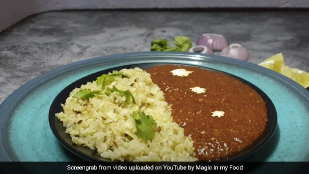 Watch: Keto-Friendly Rajma-Chawal Recipe For Weight Loss