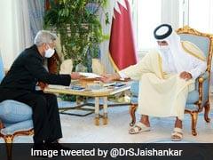 S Jaishankar Meets Qatar's Emir, Prime Minister; Discusses Economic and Security Ties