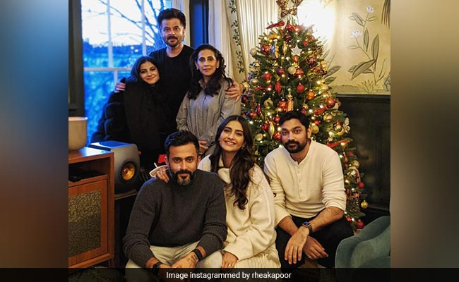 For Birthday Boy Anil Kapoor, Adorable Wishes From Daughters Sonam, Rhea Kapoor And Karan Boolani