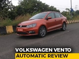 Volkswagen Vento Automatic Review
