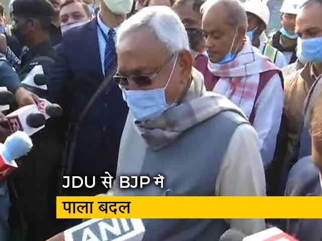 Videos : अरुणाचल में बीजेपी ने जेडीयू को दिया झटका, 6 एमएलए BJP में गए