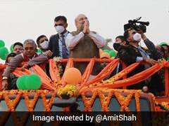 Under Attack Over Farmers' Protest, Amit Shah Cites Cash Benefit Scheme