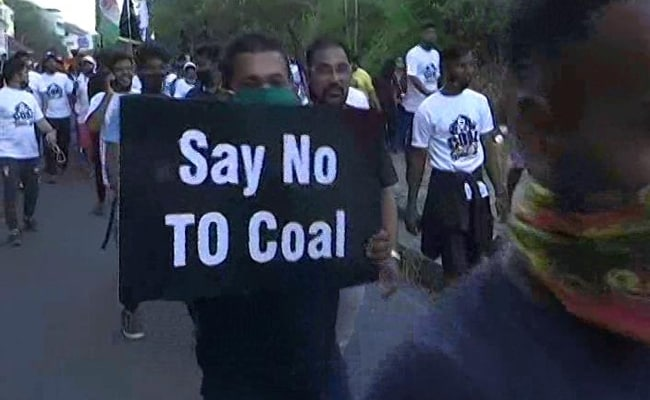'#SaveMollem, No to Coal': Why Goa Is Up In Arms And On The Streets