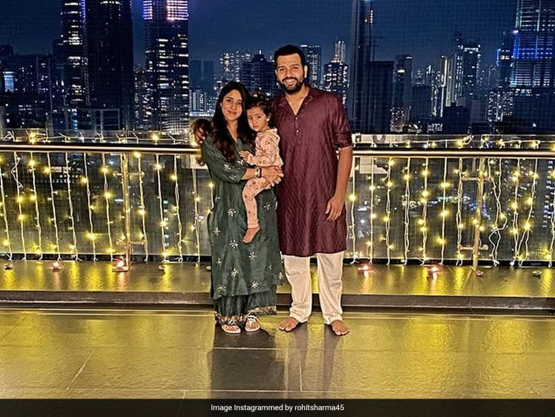 Rohit Sharma Shares Series Of Pictures In Special Message For Wife Ritika Sajdeh On Her Birthday
