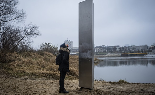 Another Mysterious Metal Monolith Pops Up, This Time In Poland