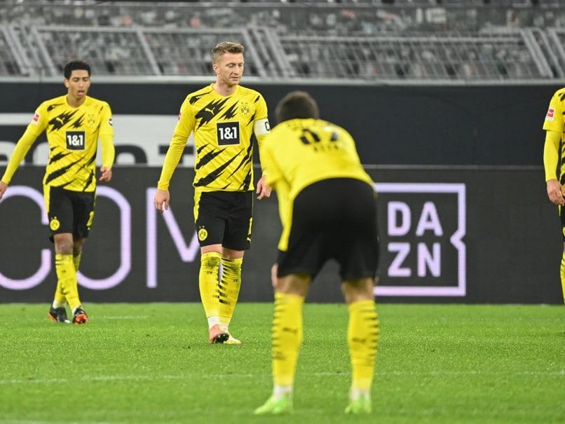 Bundesliga: Borussia Dortmund Suffer Worst Home Defeat In More Than Decade Against VfB Stuttgart