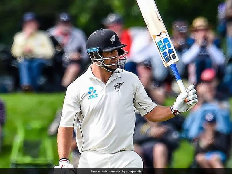 Colin De Grandhomme Ruled Out Of New Zealands Test Series Against Pakistan