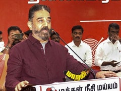 Kamal Haasan's Top Party Leader Joins BJP Ahead Of Tamil Nadu Polls