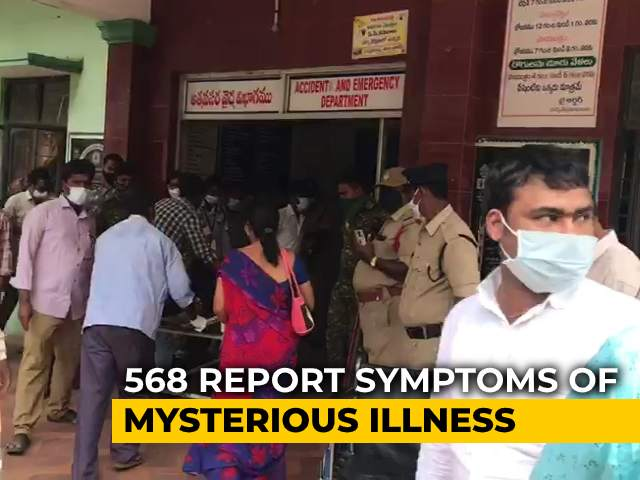 Video : Lead, Nickel Found In 25 Samples Of People With Mystery Andhra Illness