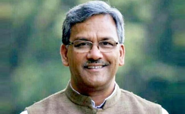 Uttarakhand Chief Minister Recovers From Covid, Goes Back To Work