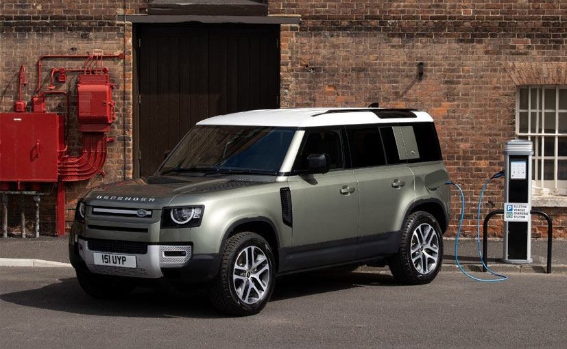 The Land Rover Defender PHEV is expected to go on sale in India in 2021.