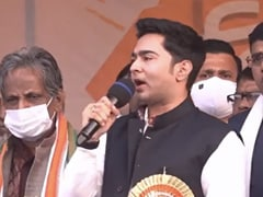 Trinamool Leader Abhishek Banerjee Sends Legal Notice To Suvendu Adhikari Seeking Apology
