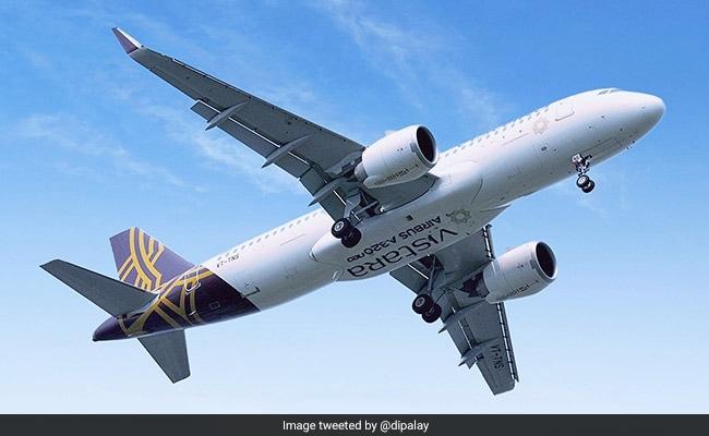 Vistara Starts Operations On Mumbai-Male Route