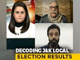Video : Despite Win For J&K's Gupkar Alliance, Why Is the BJP Happy?