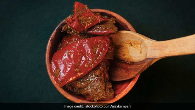 Chukh Recipe: This Himachali Red Chilli Pickle Spells Indulgence For Every Spice Lover!