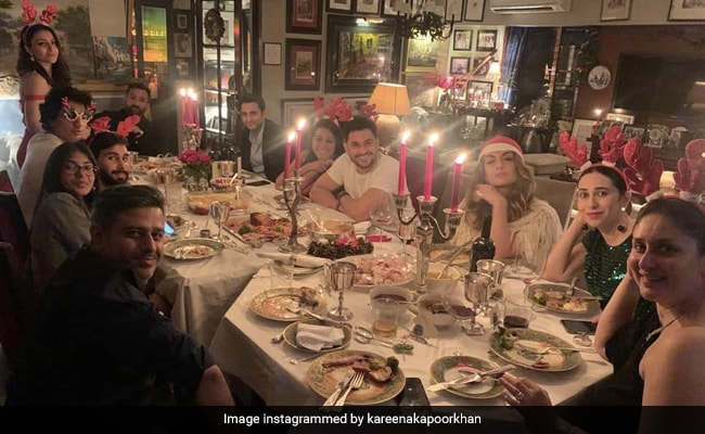 Kareena Kapoor celebrates Christmas with family and friends, shares photo, congratulates fans for festival