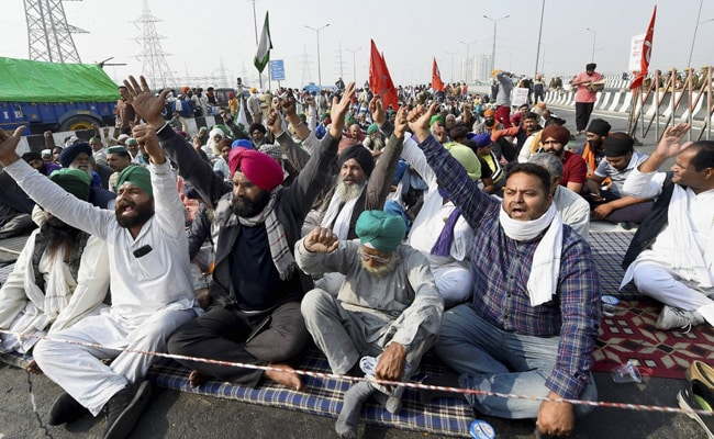 For Bharat Bandh, Opposition Parties Send Message Of Support For Farmers