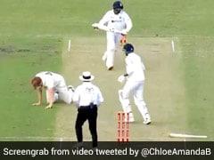 Ind Vs Aus A: जसप्रीत बुमराह ने जड़ा शॉट, बॉल लगी गेंदबाज के सिर पर, सिराज ने किया कुछ ऐसा - देखें Video