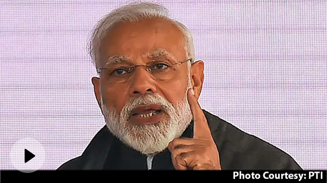 """Video : PM-CARES """"Established By Government"""" But RTI Doesn't Apply, Says Document"""