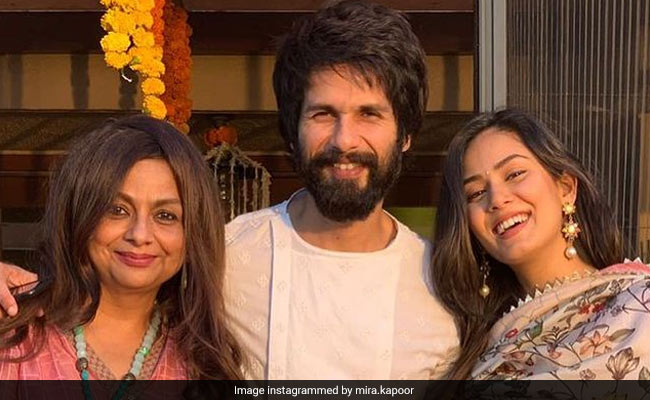 Here's What Mira Rajput Wrote In Her Birthday Note For Mother-In-Law Neelima Azeem