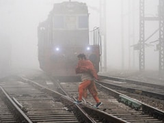 At 3.9 Degrees, Delhi Shivers At Season's Lowest Minimum Temperature