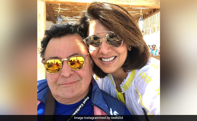'Felt Like A Deer Caught In The Headlights,' Writes Neetu Kapoor On Husband Rishi Kapoor's Death