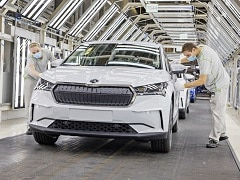 Skoda To Halt Czech Plants For A Week Due To Chip Shortage