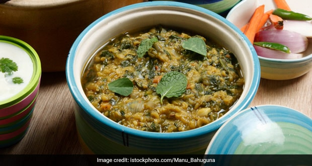 Diabetes Diet: This Chana Dal With Palak And Methi May Help Manage Blood Sugar Levels