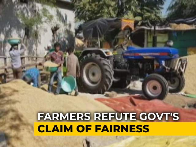 Video : Madhya Pradesh Farmers In Lurch As Rice Firm Goes Back On Contractual Promise