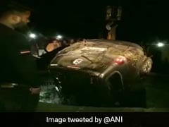6 Dead After Car Carrying Wedding Party Falls Into Well In Madhya Pradesh