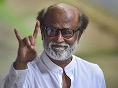 """Willing To Die For Tamil People"": Rajinikanth Party Arrives In January"