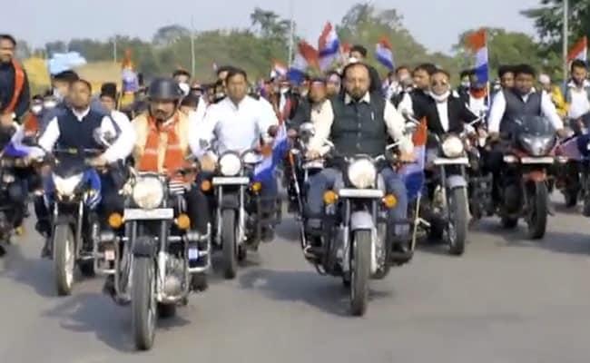 Asom Gana Parishad In Poll Manifesto Promises Assam Accord Implementation