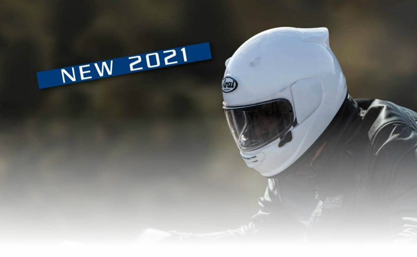 Prices for the Arai Quantic helmet range starts at GBP 500 (Rs. 50,000)