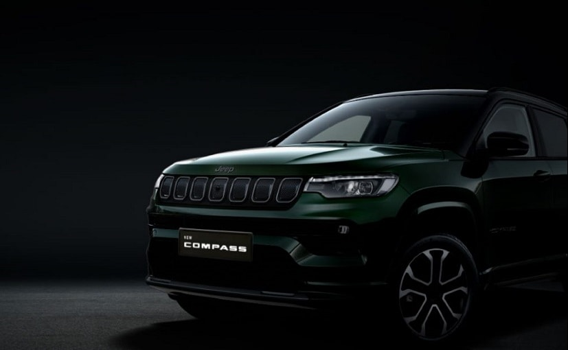The 2021 Jeep Compass Facelift will go on sale in India on January 07, 2021.