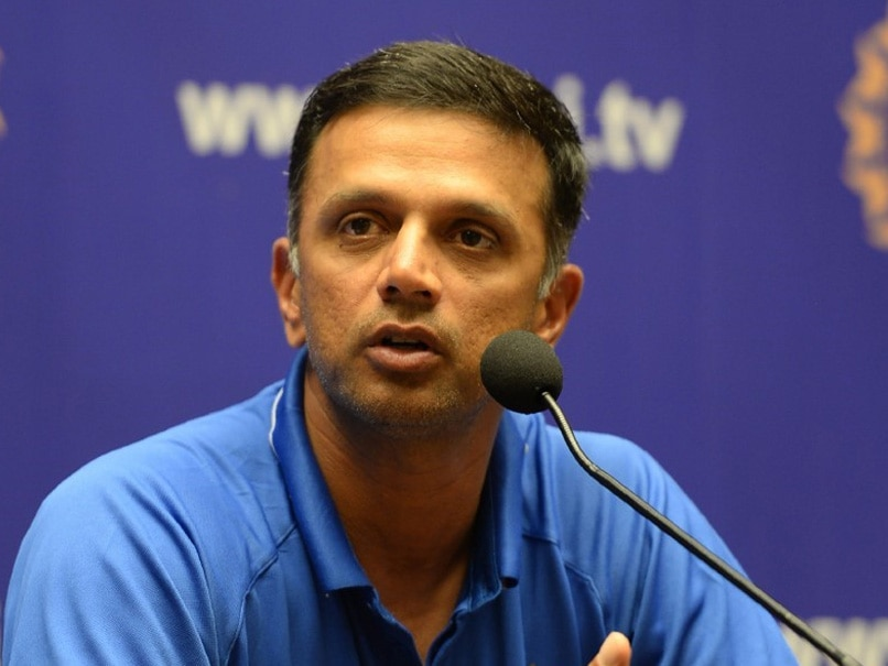 Rahul Dravid To Coach Team India On Sri Lanka Tour: Report | Cricket News