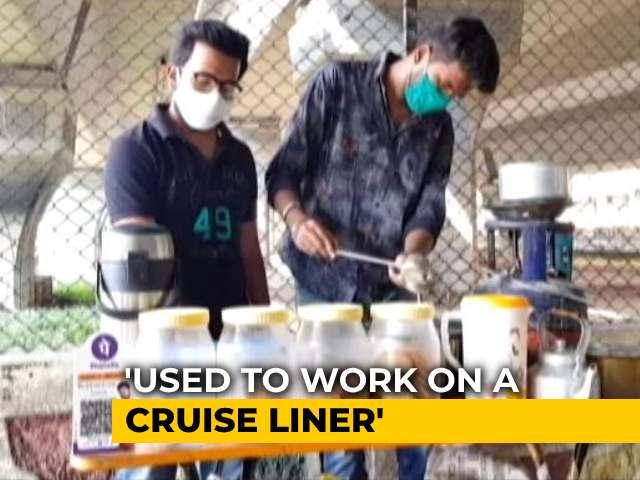 No Jobs Amid Pandemic, Two Mumbai Graduates Turn Teasellers