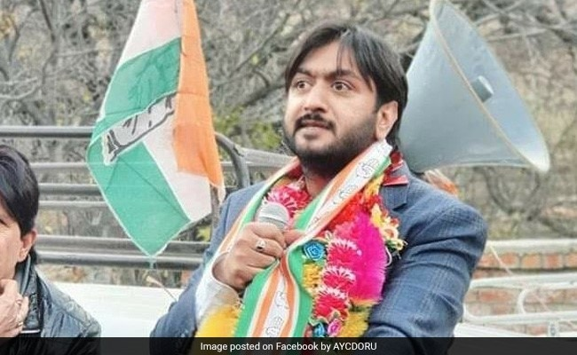 J&K Congress President's Son Naseer Ahmad Mir Loses Local Polls From Anantnag