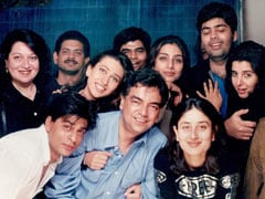 Farah Khan Shares The Story Behind This Throwback Of Shah Rukh Khan, Kareena, Karisma Kapoor, Tabu And Karan Johar