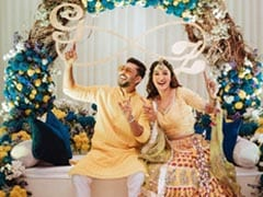 Gauahar Khan And Zaid Darbar's Pre-Wedding Festivities Begin. See Pics