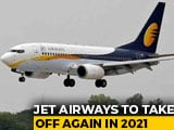 Video : Jet Airways Locked In 5% Upper Circuit; Company To Resume Flying By Summer