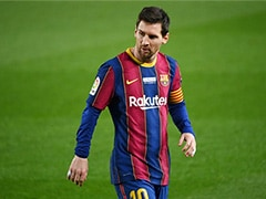 Still Time For Barcelona To Ensure Lionel Messi Stays, Says Joan Laporta