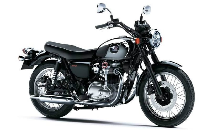 2021 Kawasaki Meguro K3 Launched In Japan