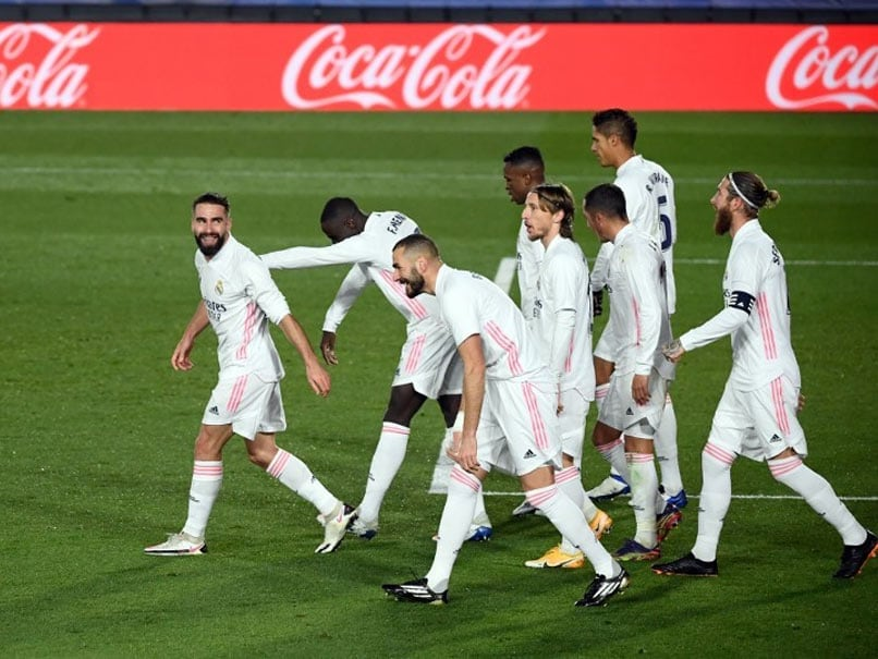 Zidane praises Real Madrid display vs Atletico: 'I'm really happy'