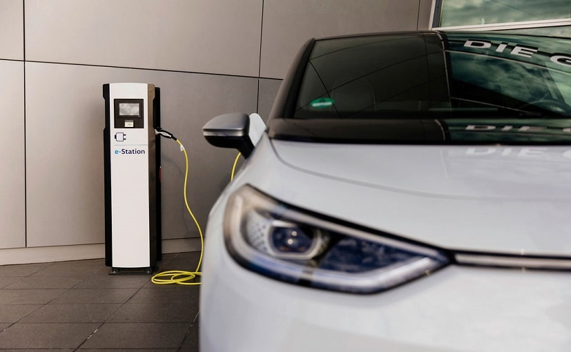Volkswagen aims to become climate neutral by 2050.