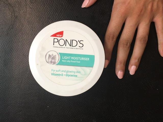 Video : Skincare Review - Pond's Light Moisturiser