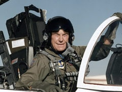 Chuck Yeager, First Pilot To Break Sound Barrier, Dies At 97