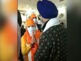 "Video : During PM's Gurdwara Visit, Sermon Preaches ""Help Improve Society"""