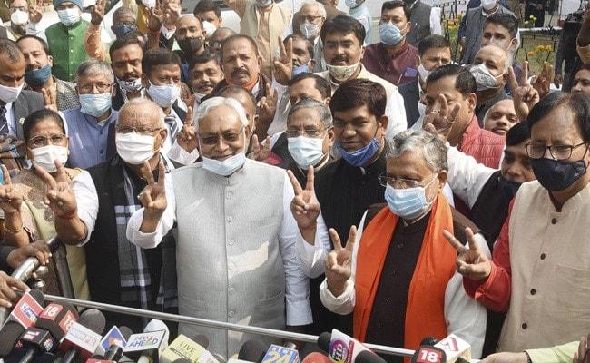 Nitish Kumar, Upset At Losing BJP's Sushil Modi, Hints At His Central Job