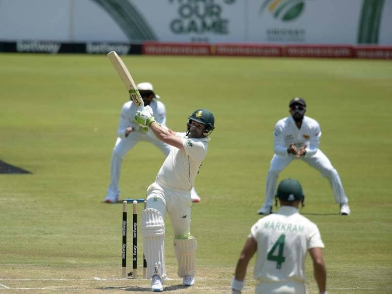 SA vs SL, 1st Test: South Africa Batsmen Fight Back Against Depleted Sri Lanka On Day 2